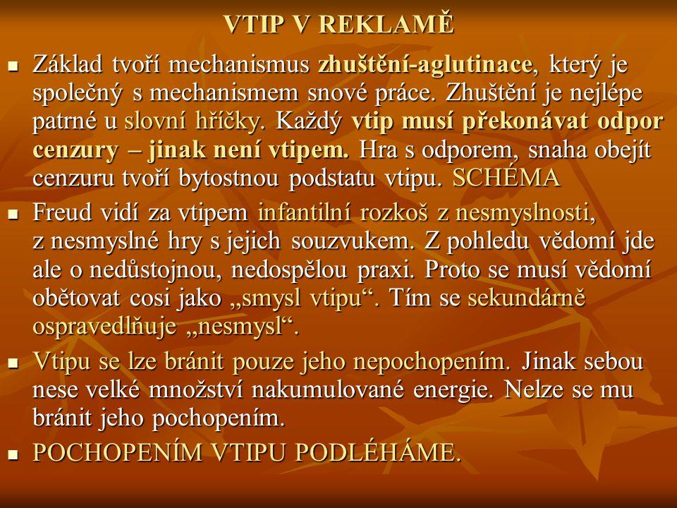 VTIP V REKLAMĚ