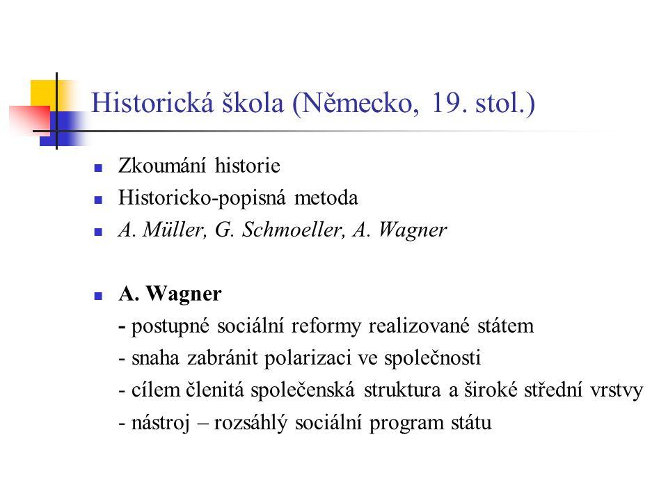 Historická škola (Německo, 19. stol.)