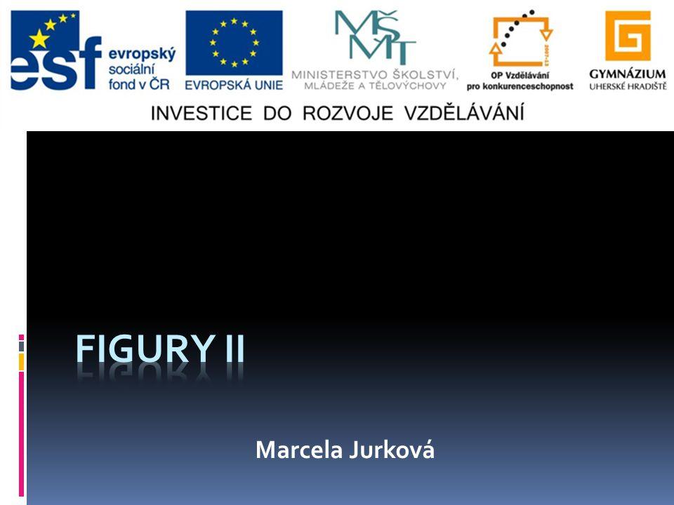 Figury II Marcela Jurková