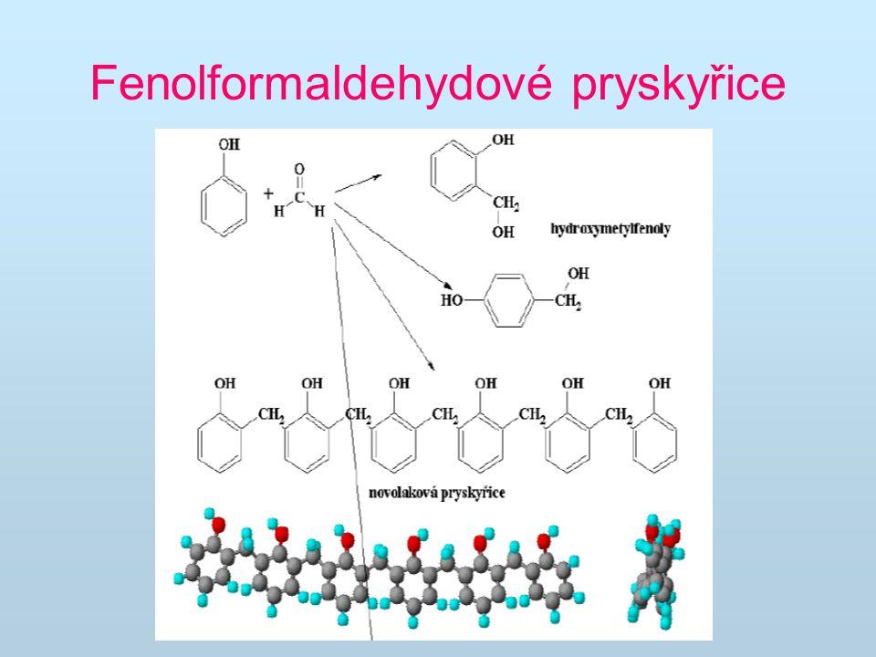 Fenolformaldehydové pryskyřice