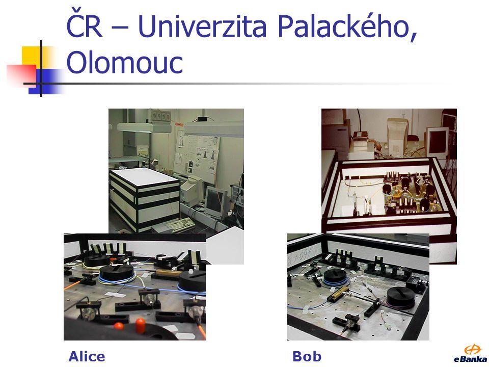 ČR – Univerzita Palackého, Olomouc