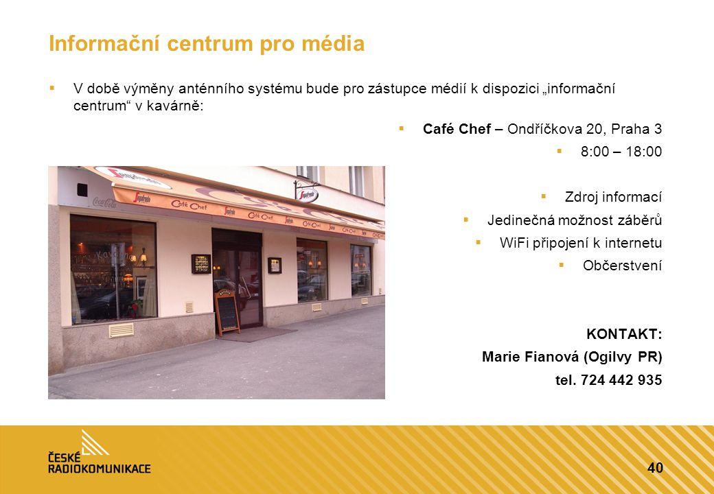 Informační centrum pro média
