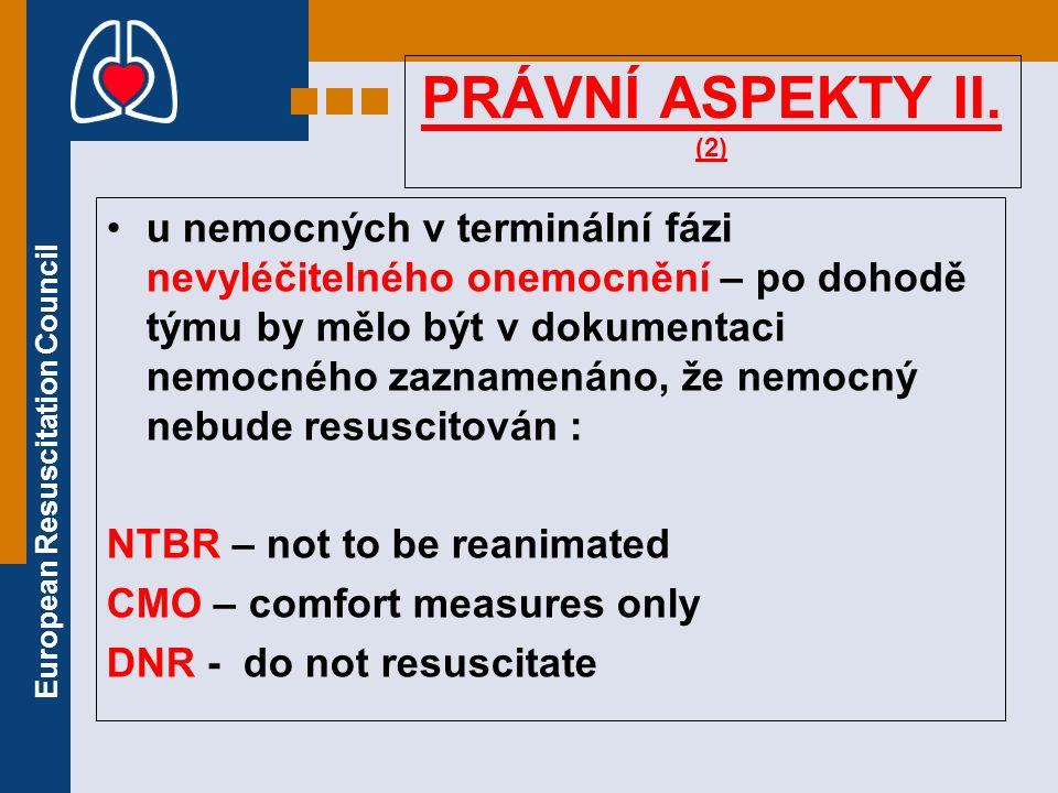 PRÁVNÍ ASPEKTY II. (2)