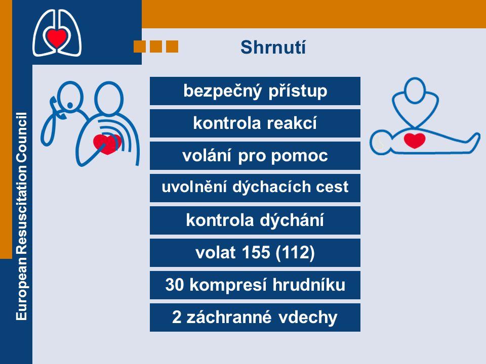 uvolnění dýchacích cest