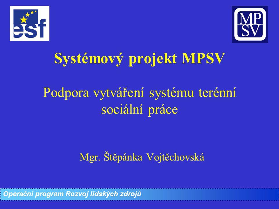 Mgr. Štěpánka Vojtěchovská
