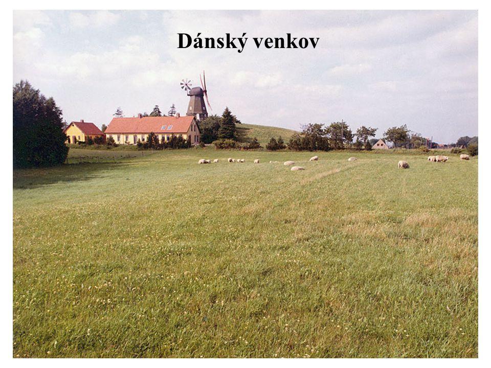 Dánský venkov