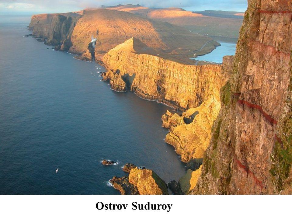 Ostrov Suduroy