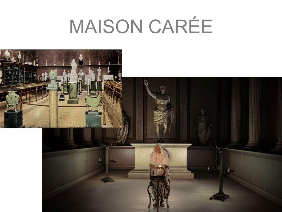 MAISON CARÉE