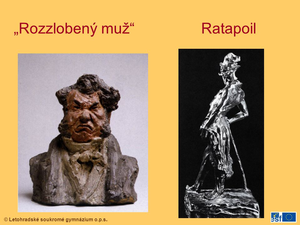 """Rozzlobený muž Ratapoil"