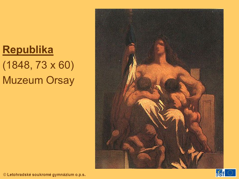 Republika (1848, 73 x 60) Muzeum Orsay