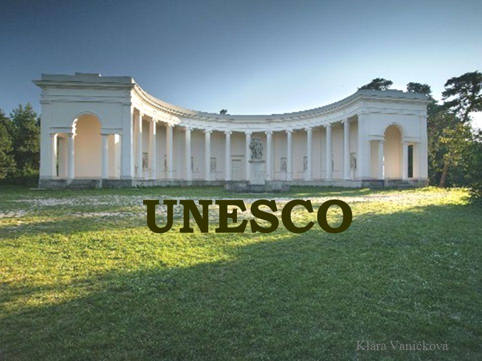 UNESCO Klára Vaníčková