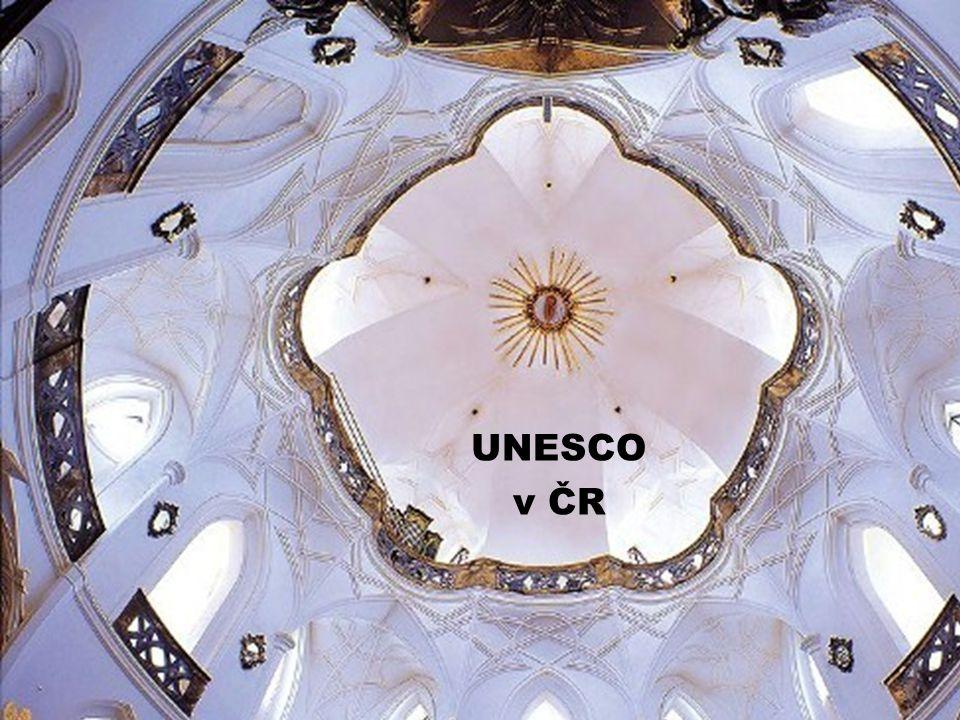UNESCO v ČR
