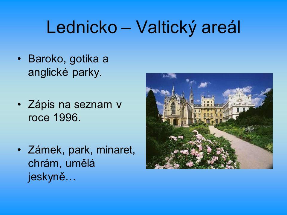 Lednicko – Valtický areál