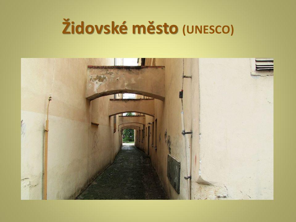 Židovské město (UNESCO)