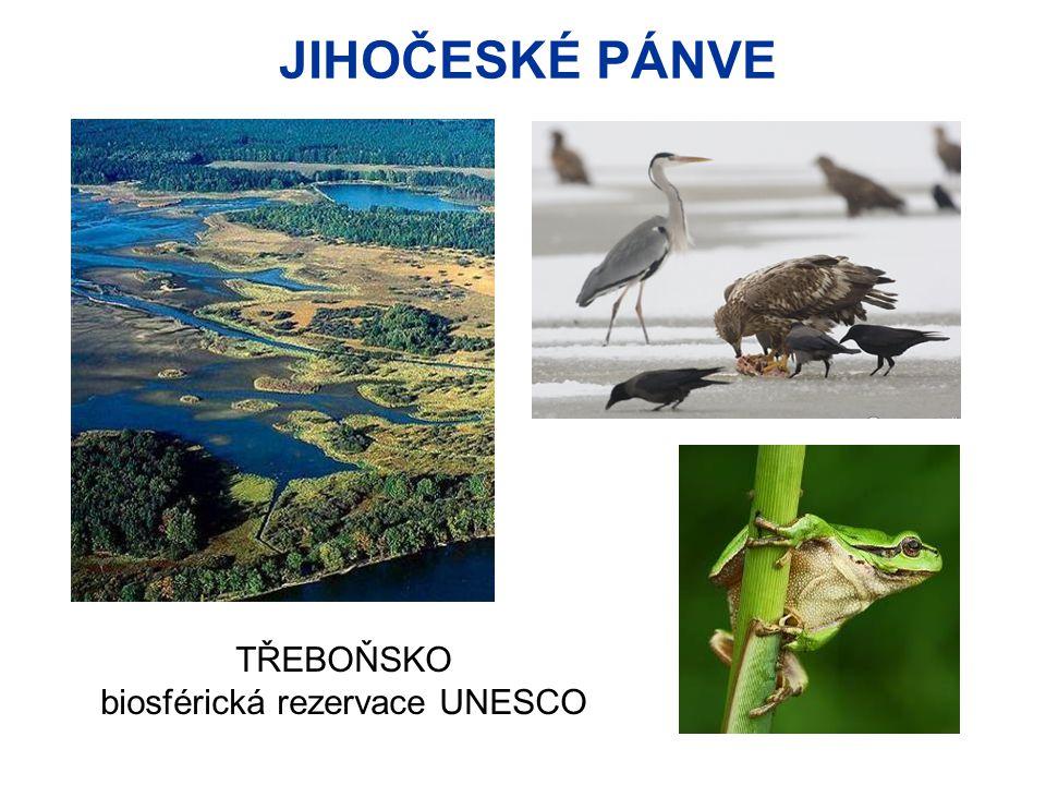 biosférická rezervace UNESCO