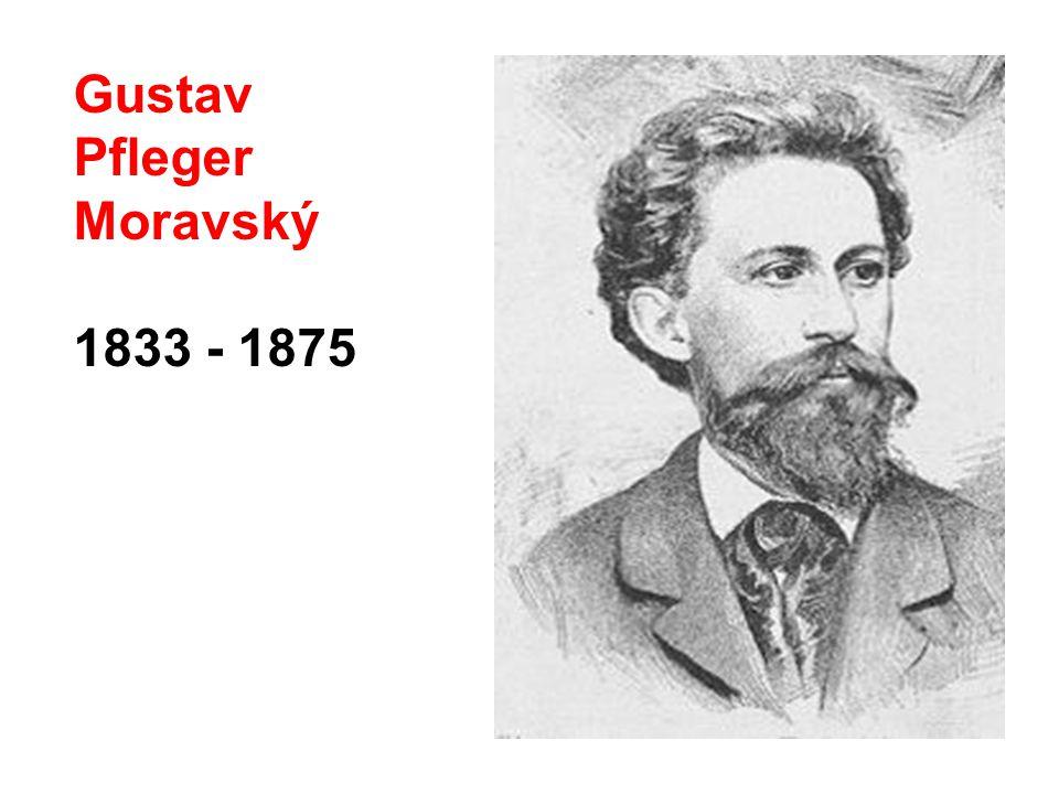 Gustav Pfleger Moravský
