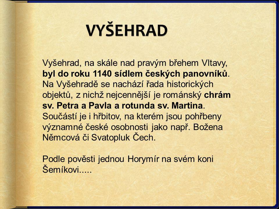 VYŠEHRAD