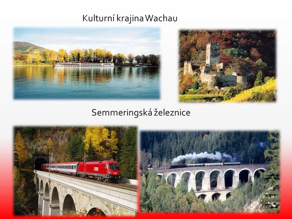 Kulturní krajina Wachau