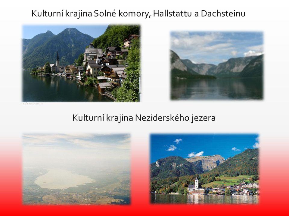 Kulturní krajina Solné komory, Hallstattu a Dachsteinu