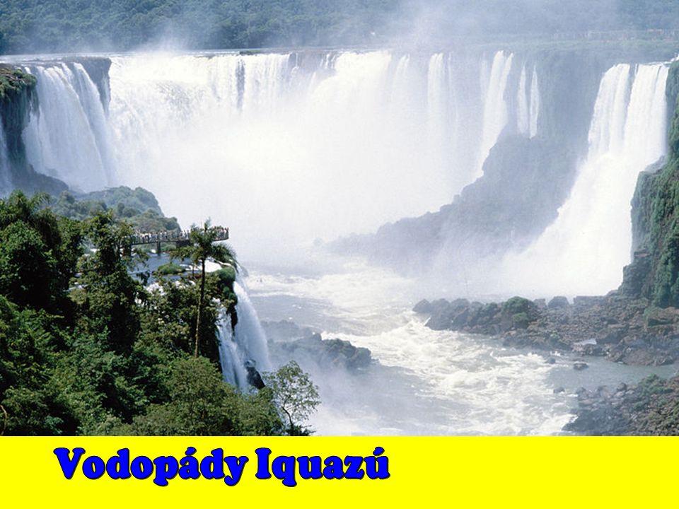 Vodopády Iquazú