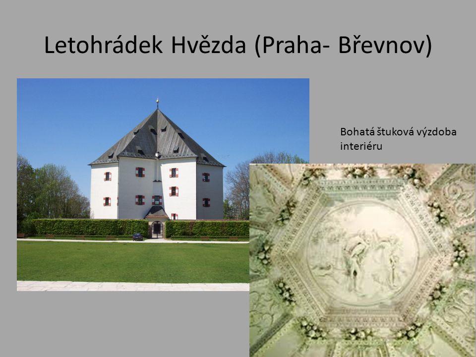 Letohrádek Hvězda (Praha- Břevnov)