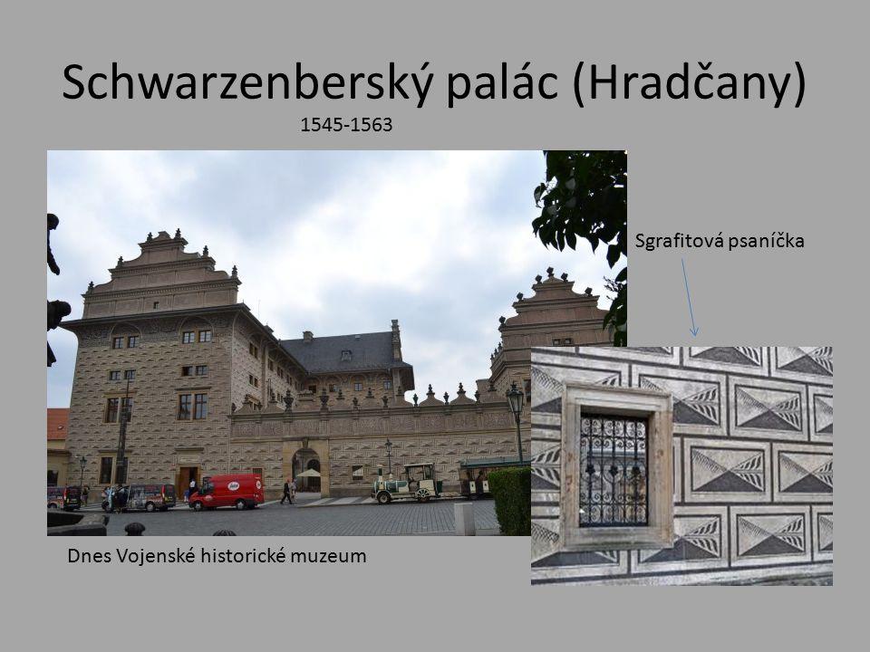 Schwarzenberský palác (Hradčany)