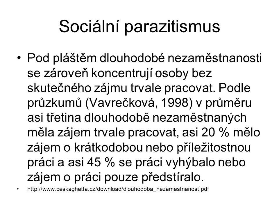 Sociální parazitismus