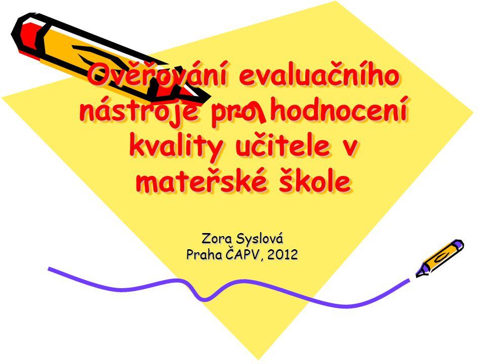 Zora Syslová Praha ČAPV, 2012