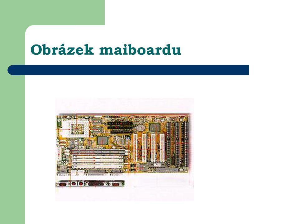 Obrázek maiboardu