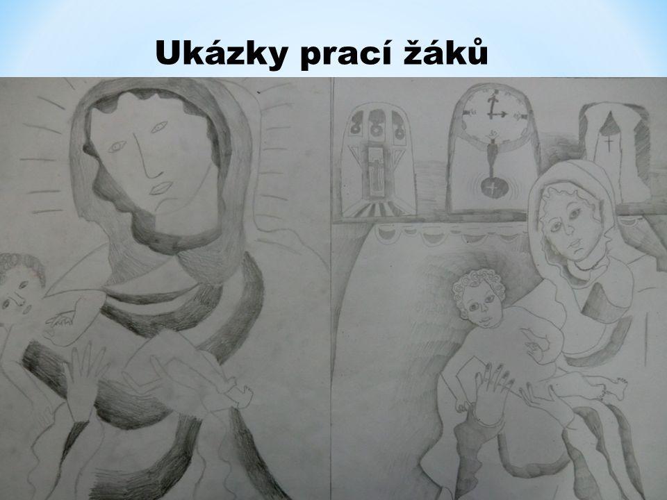 Ukázky prací žáků