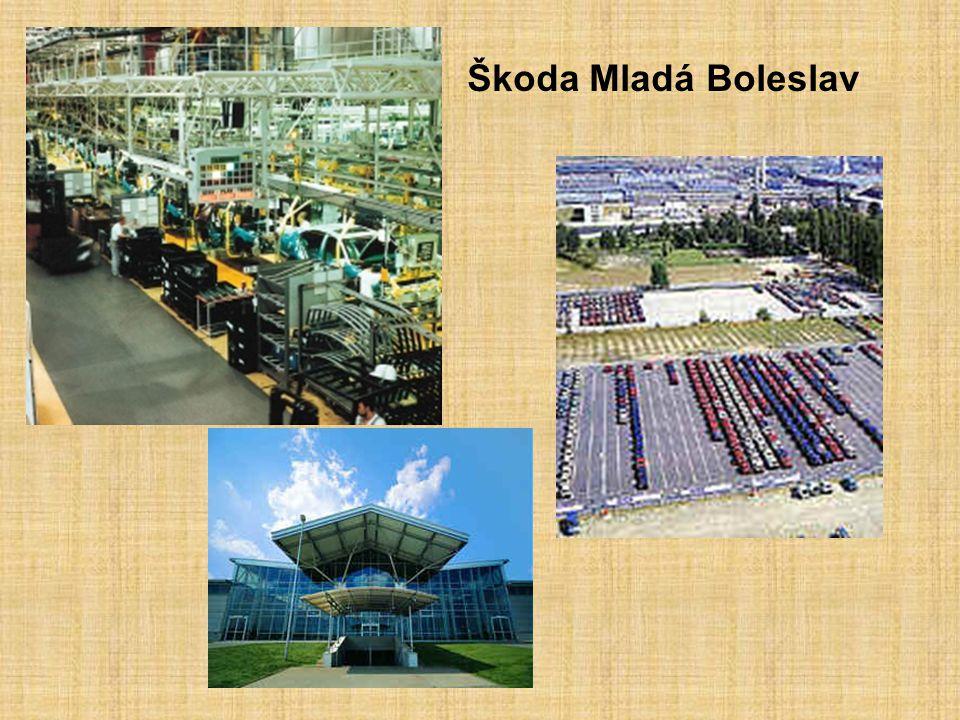 Škoda Mladá Boleslav
