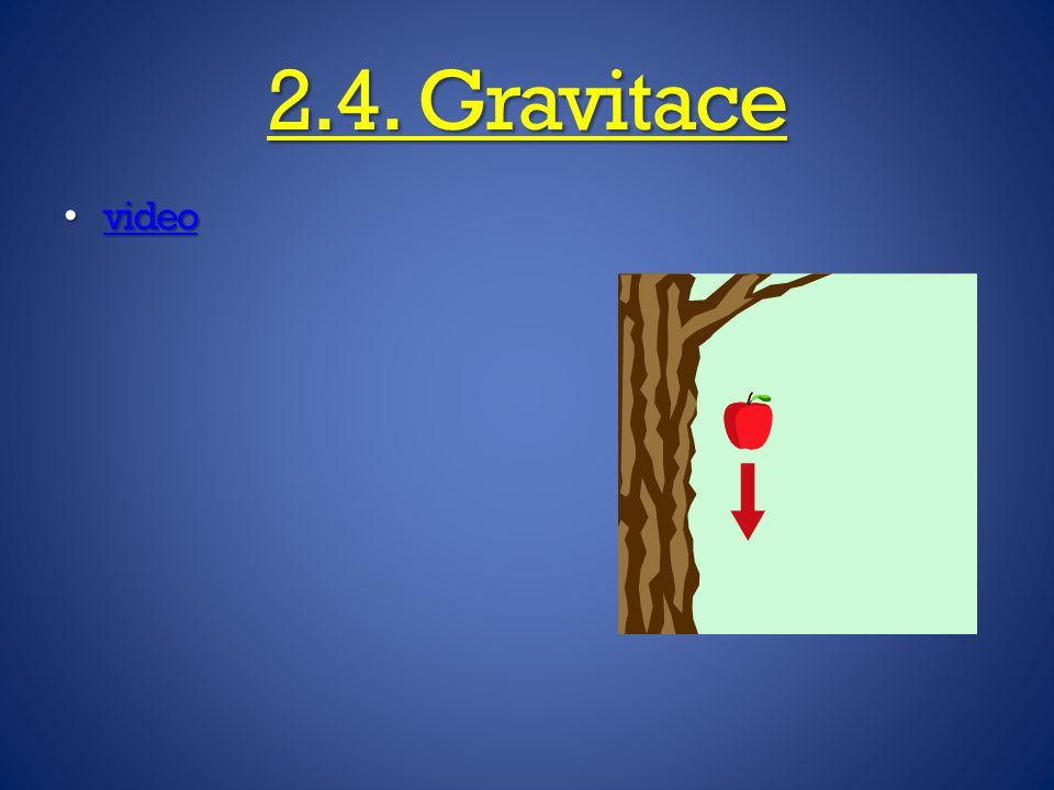 2.4. Gravitace video