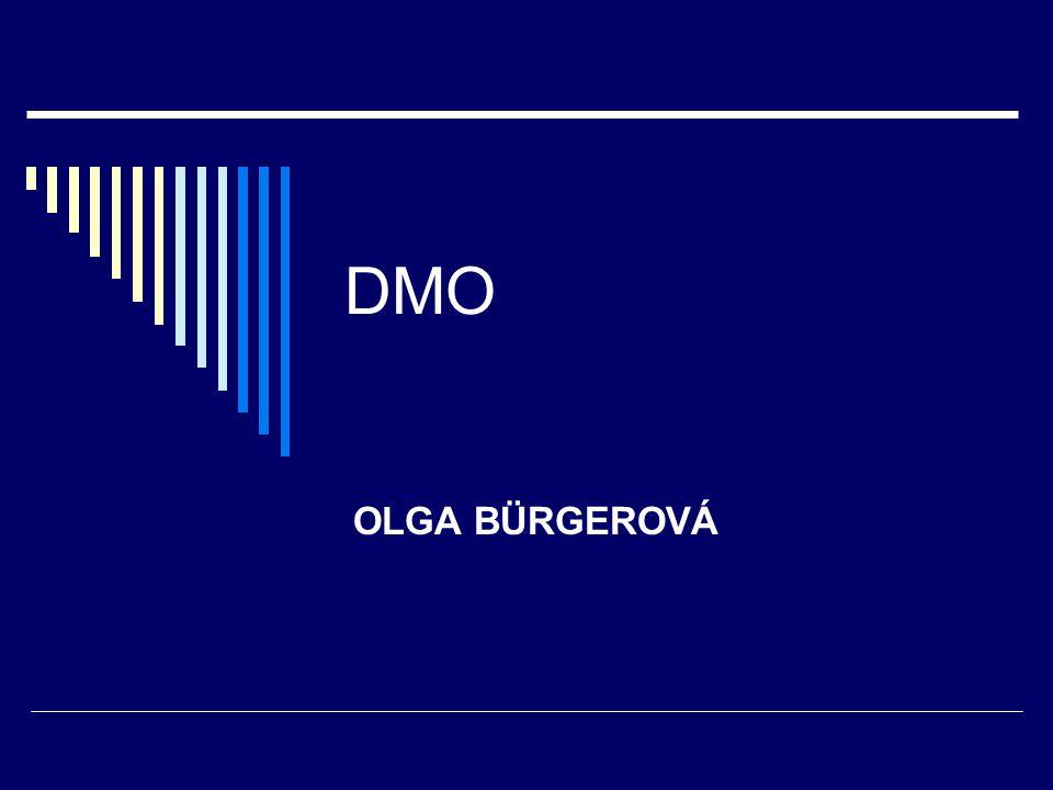 DMO OLGA BÜRGEROVÁ