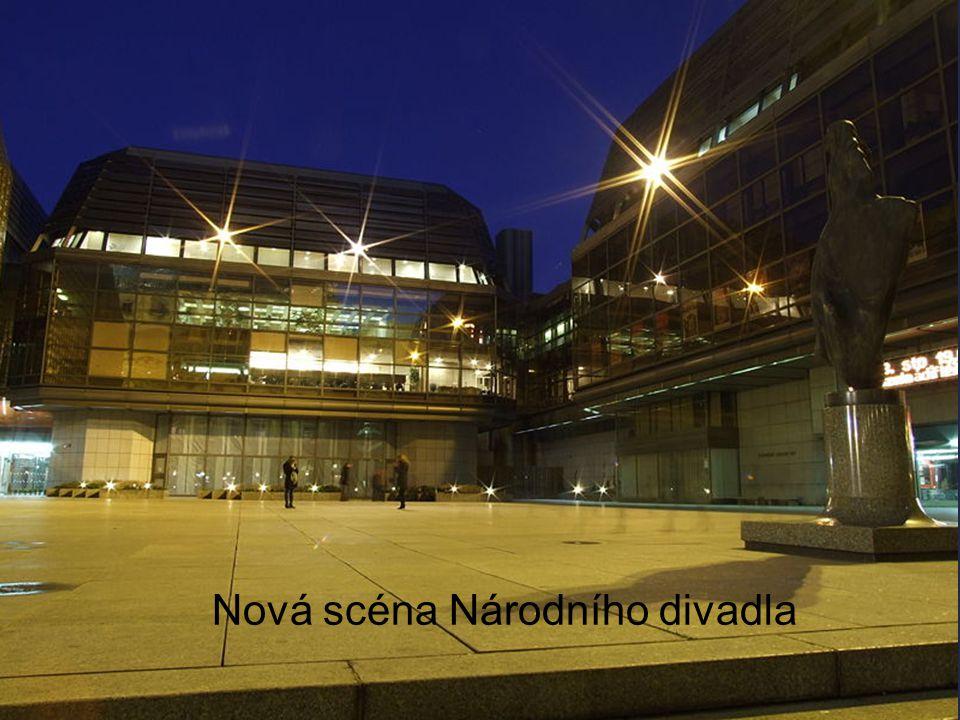 Nová scéna Národního divadla