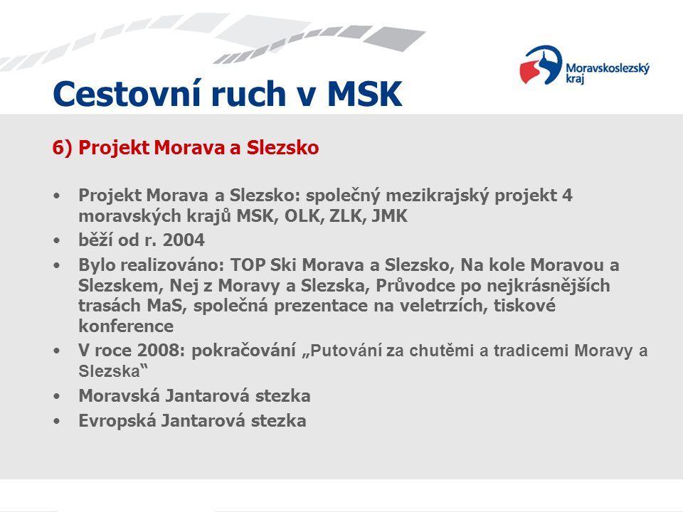 6) Projekt Morava a Slezsko