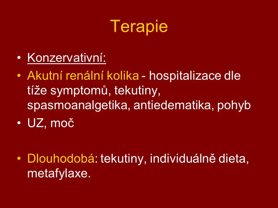 Terapie Konzervativní: