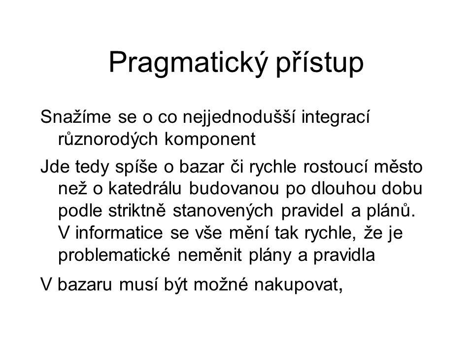 Pragmatický přístup