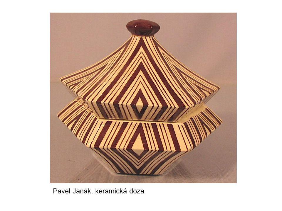 Pavel Janák, keramická doza