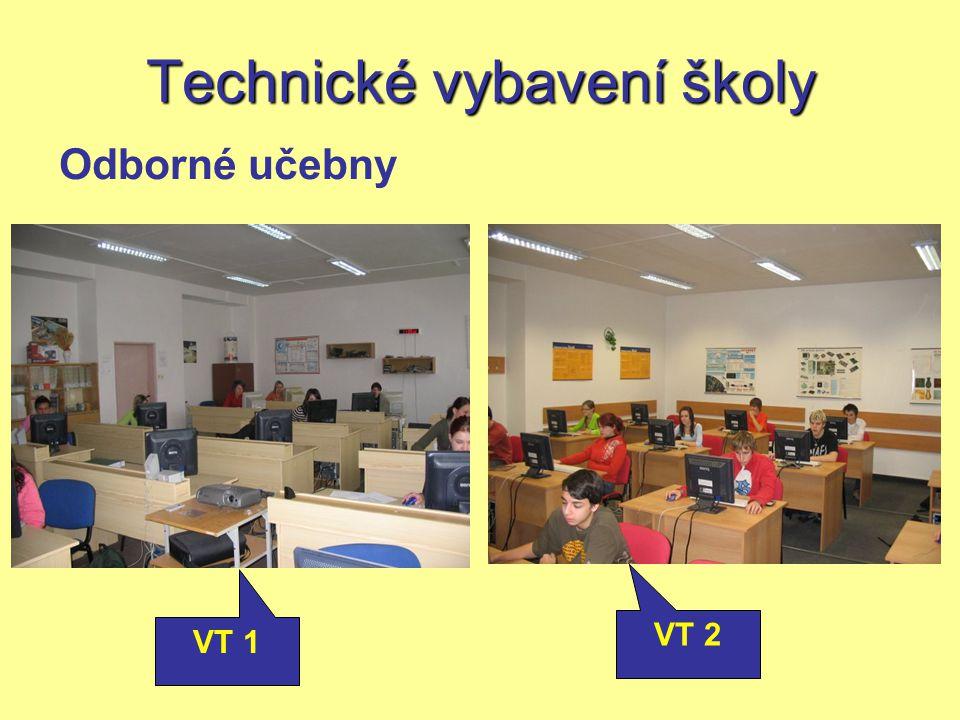 Technické vybavení školy