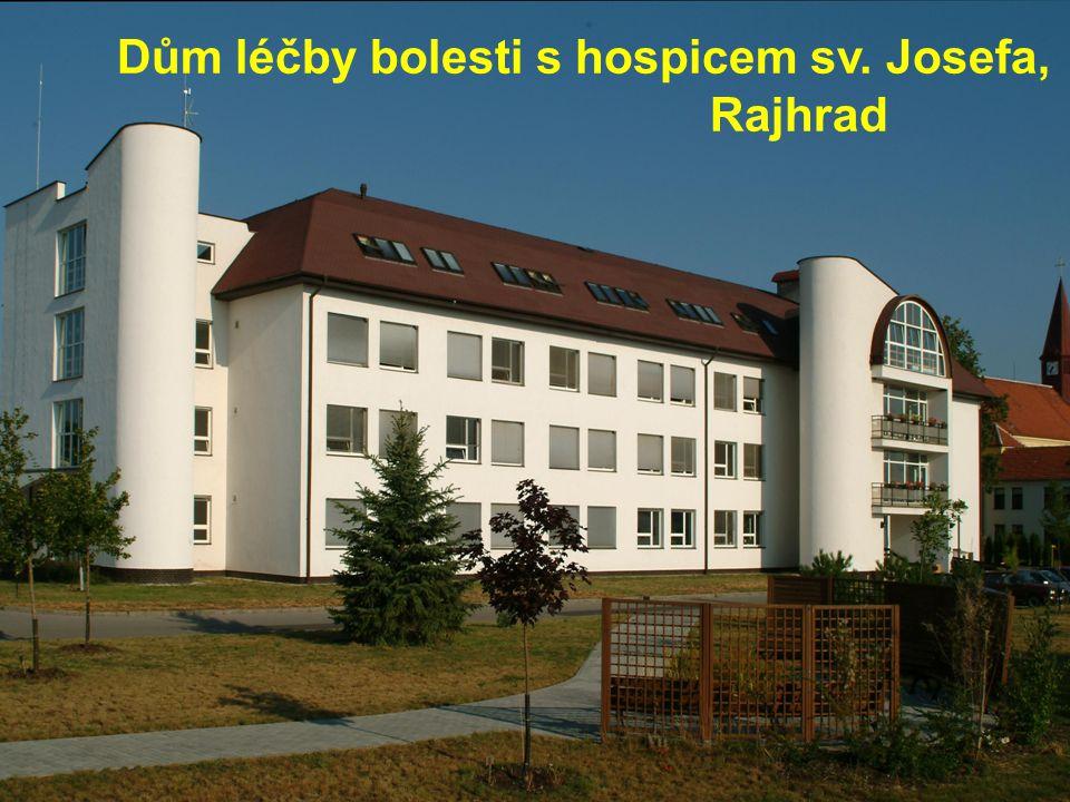 Dům léčby bolesti s hospicem sv. Josefa,