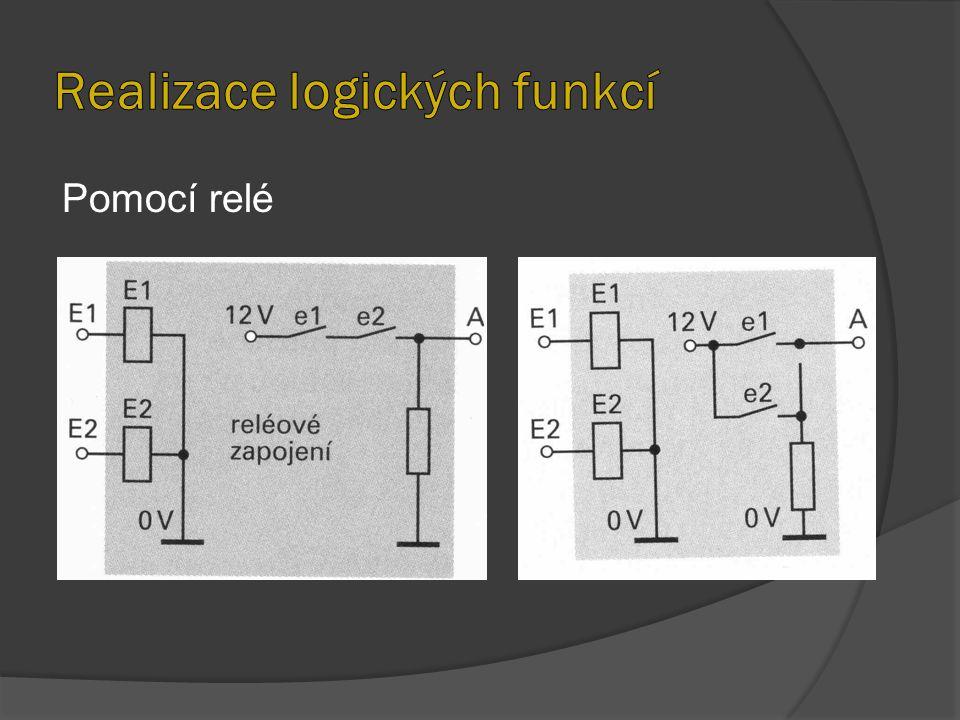 Realizace logických funkcí