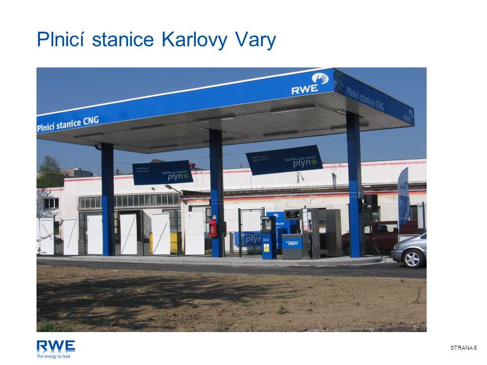 Plnicí stanice Mladá Boleslav