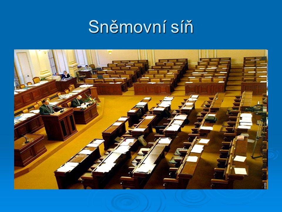 Sněmovní síň