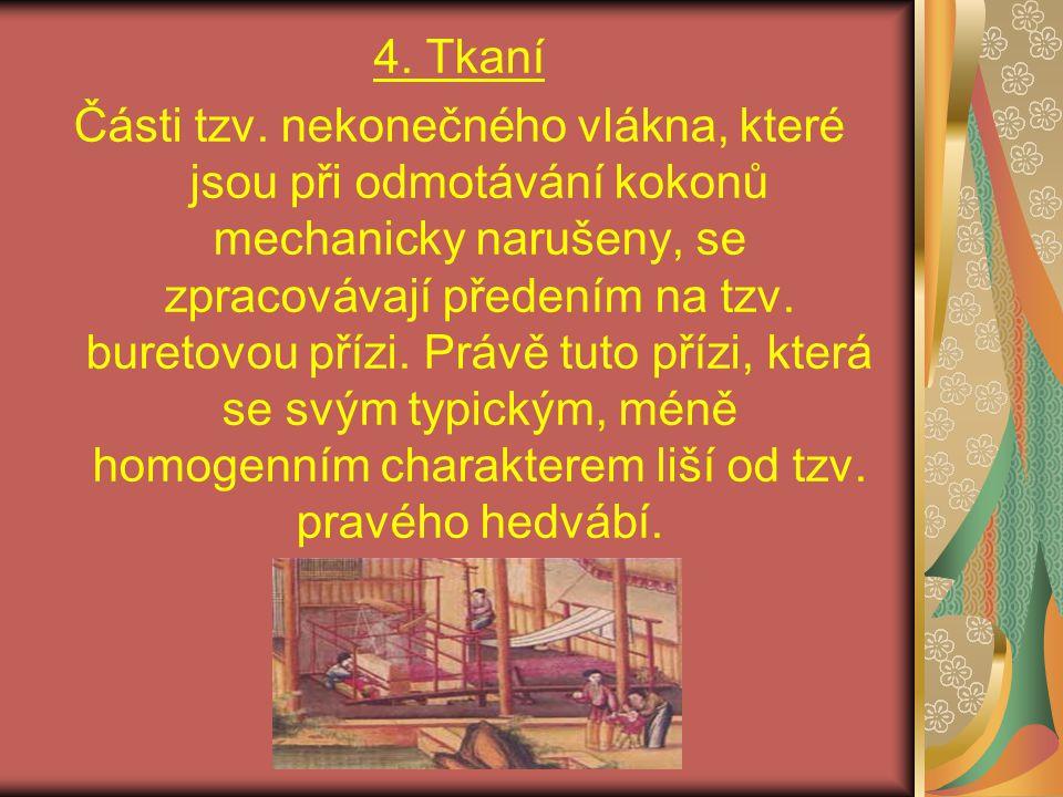 4. Tkaní