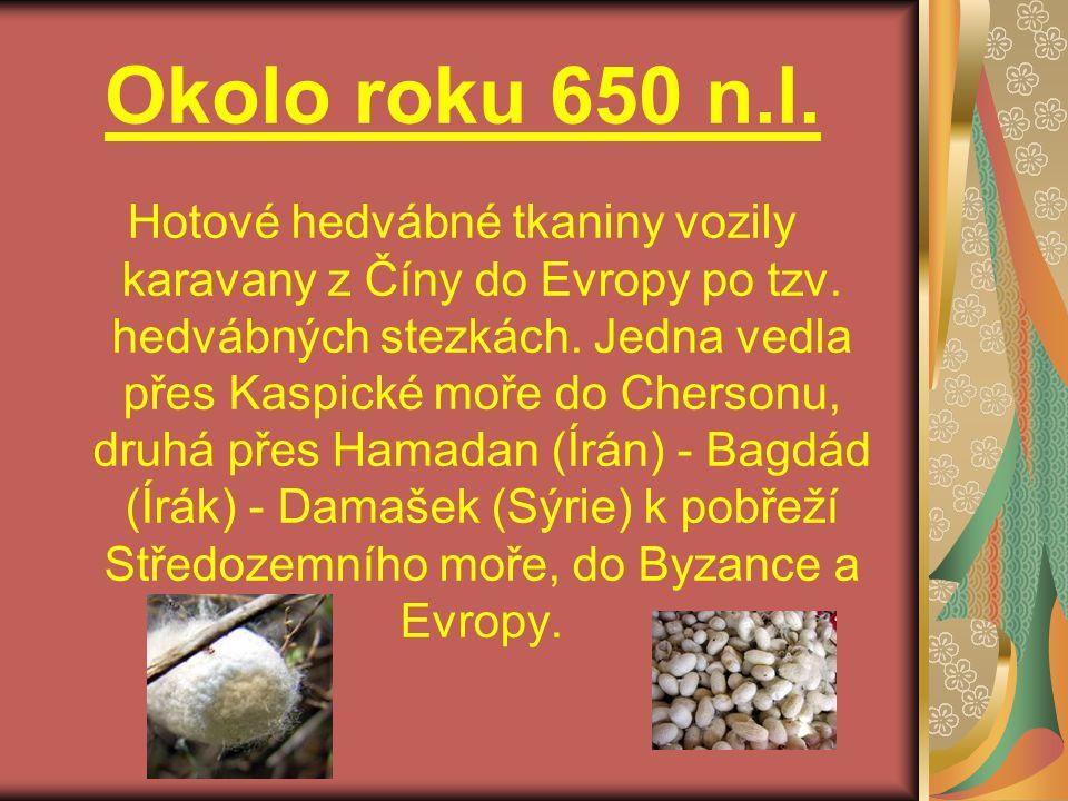 Okolo roku 650 n.l.
