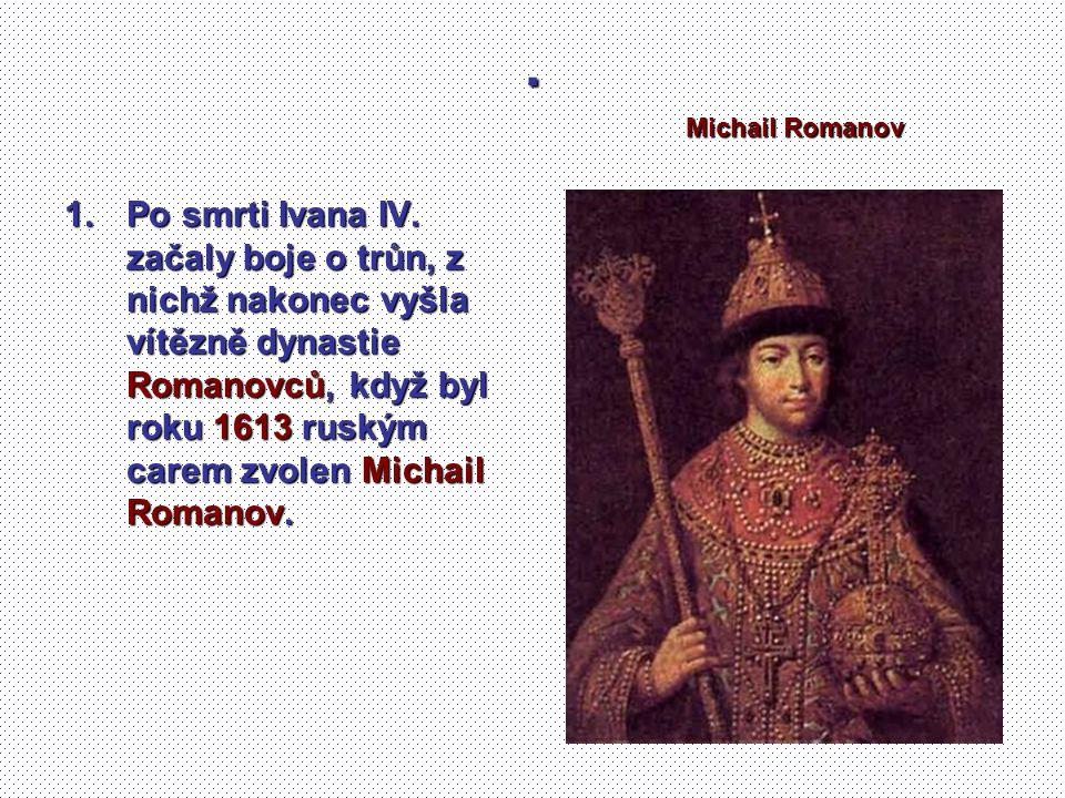 . Michail Romanov.