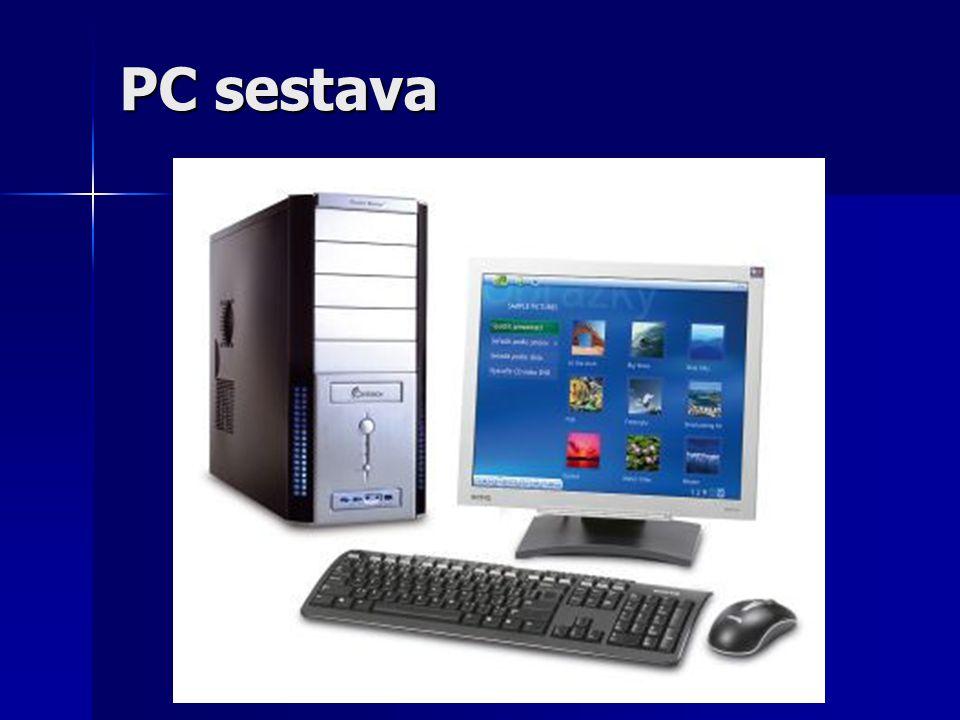 PC sestava