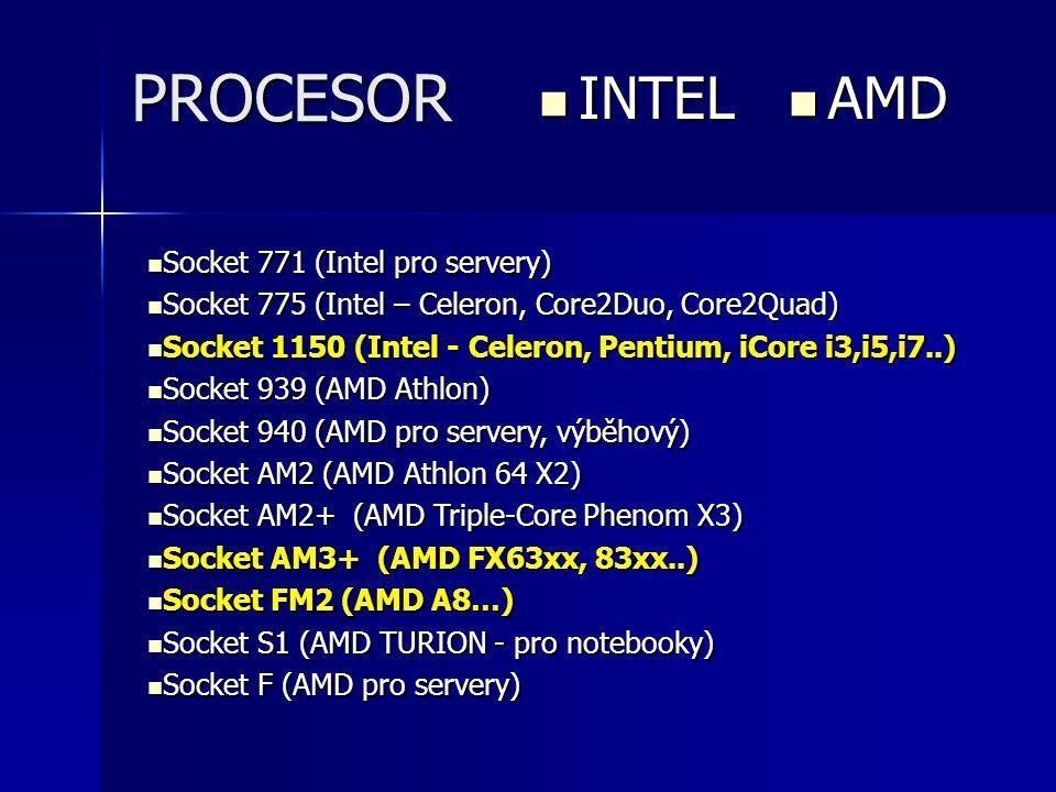 PROCESOR INTEL AMD Socket 771 (Intel pro servery)