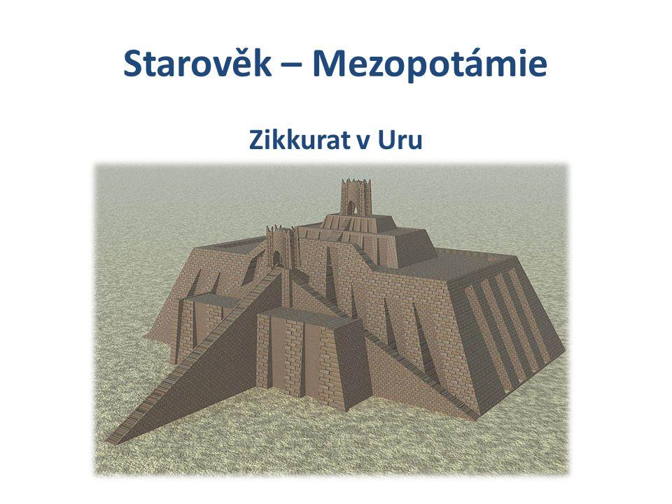 Starověk – Mezopotámie