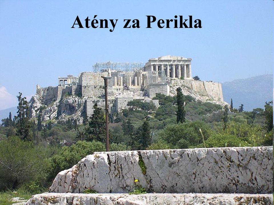 Atény za Perikla 1